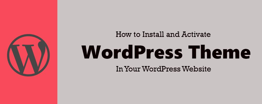 Install and activate themes on wordpress via dashboard for How to install wordpress template in cpanel