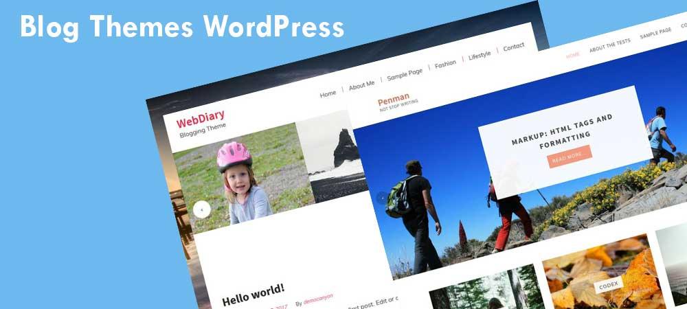 Minimal Blog Themes