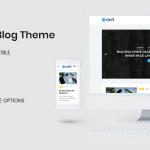Free WordPress Theme Deft