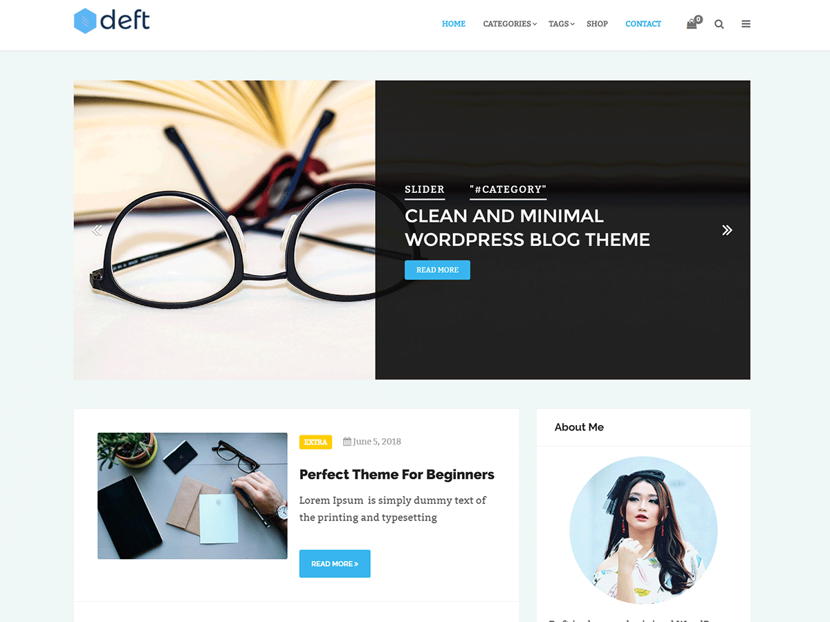 best and free wordpress themes and templates for 2018