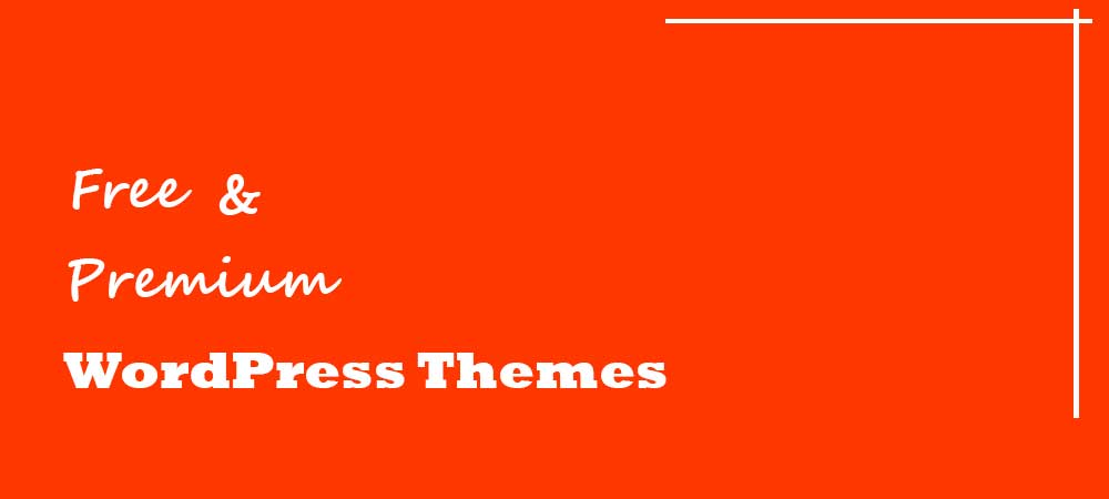 Collection of Free and Premium WordPress Themes For 2021