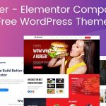 Sparker Free Elementor WordPress Theme