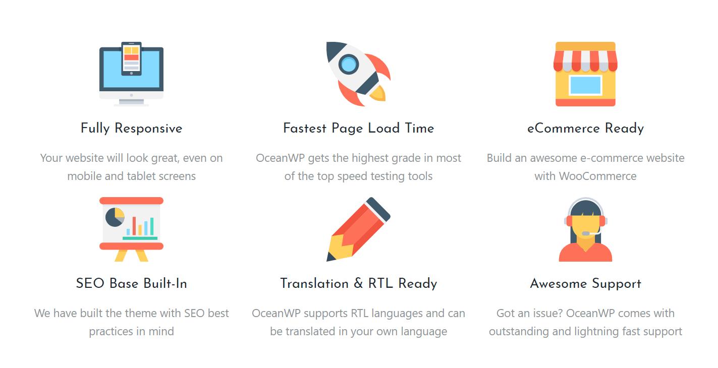 Multipurpose Free WordPress Theme