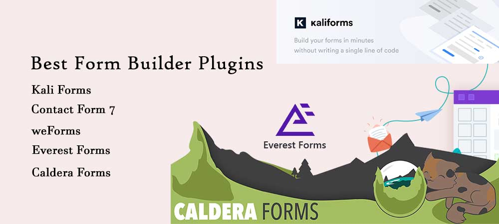 best form builder plugins