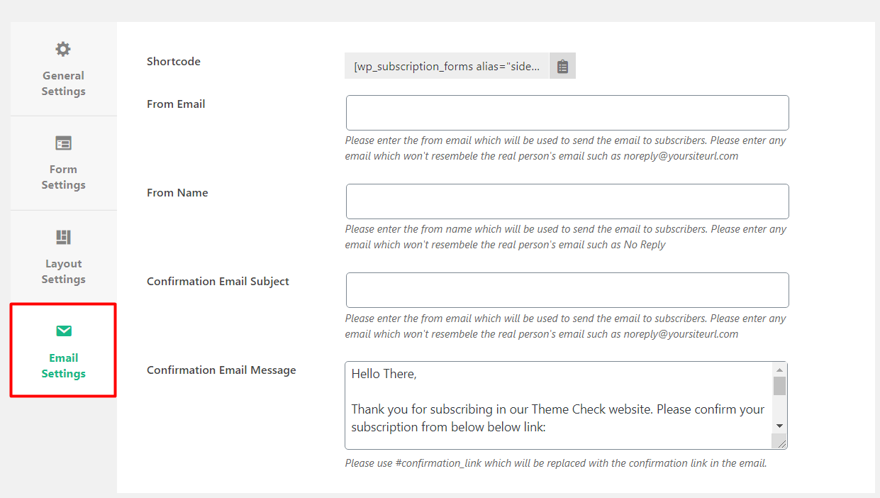 Add Email Subscriptions to Your WordPress Blog