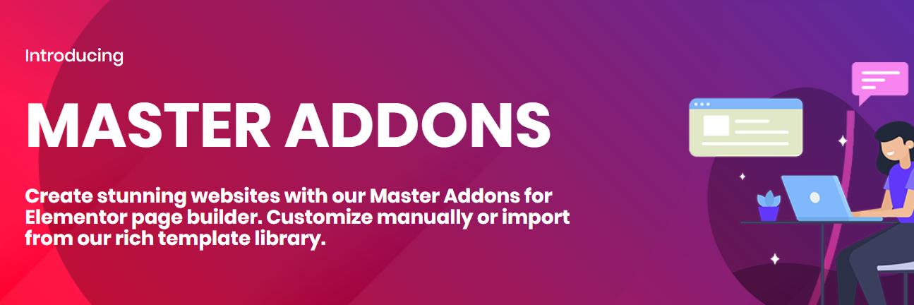 best elementor addons master addons