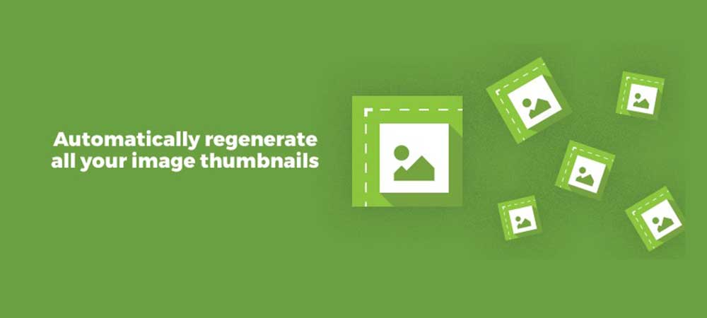 Regenerate Thumbnails on WordPress website