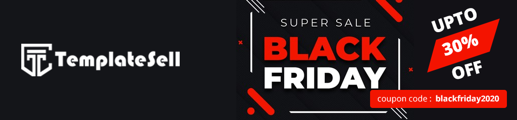 Black Friday Discount Banner
