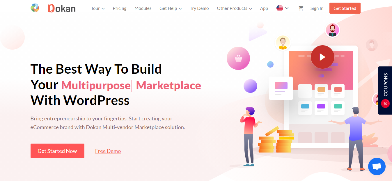 Dokan Multivendor Marketplace